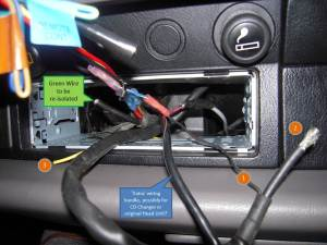 Radio Wiring  Advice Request  Rennlist  Porsche Discussion Forums