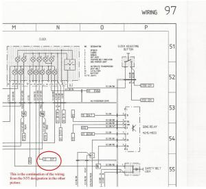 I need a quick lesson in 993 Wiring Diagram reading  Rennlist  Porsche Discussion Forums
