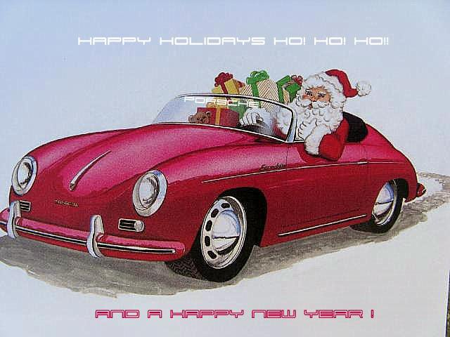 Happy Holidays Porsche Style Rennlist Discussion Forums