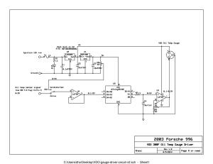Vdo Temperature Gauge Wiring Diagram  Somurich