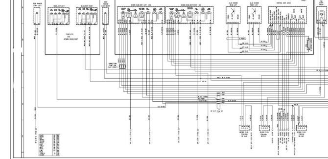 porsche 997 headlight wiring diagram  wiring diagrams