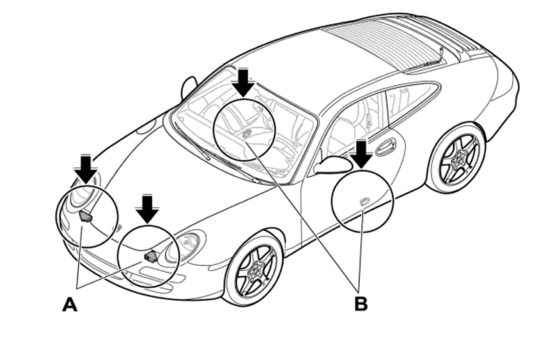 Porsche 911 Starter Wiring