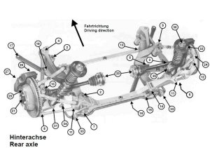 WTB 997 rear suspension  Rennlist  Porsche Discussion Forums