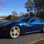 2014 Ferrari Ff Tdf Blue Full Warranty Full Maintenance Rennlist Porsche Discussion Forums