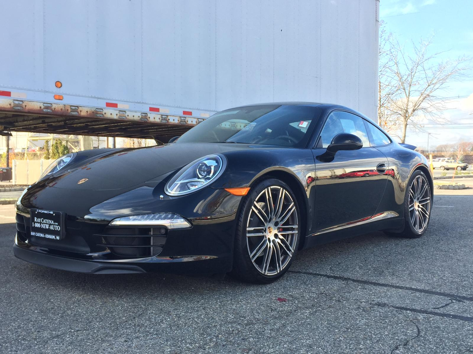 Dealer Inventory Porsche 911 Carrera S