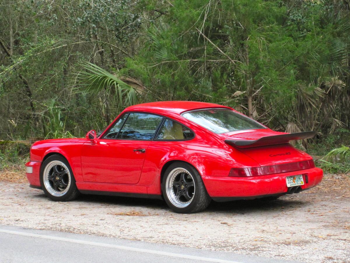 1992 Porsche 964 Coupe For Sale Rennlist Discussion Forums