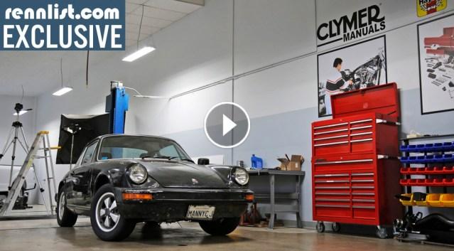#ProjectStork Episode Three Porsche 911 S Restoration