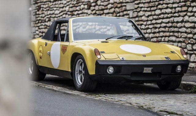 Porsche 914-6 GT