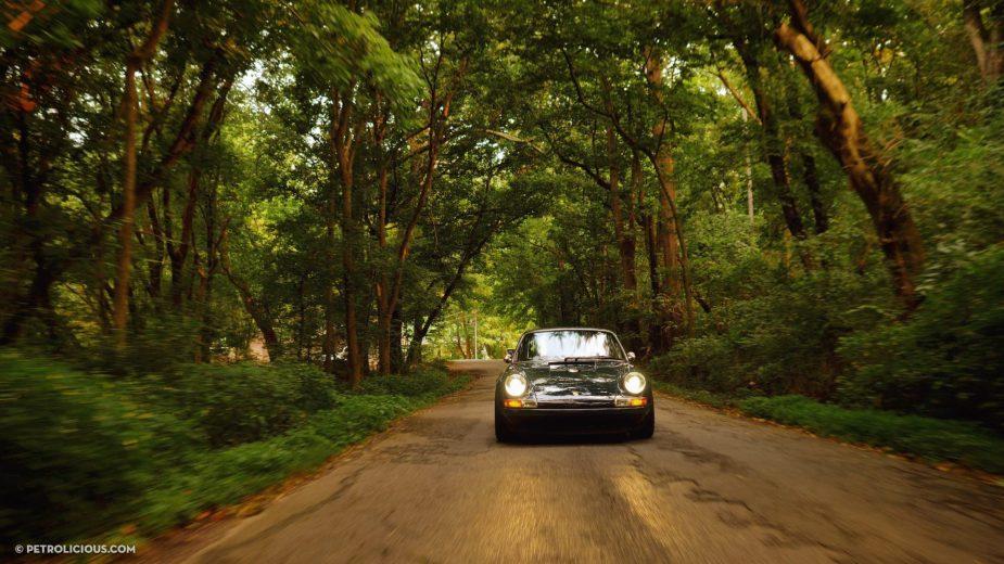 Petrolicious Porsche video