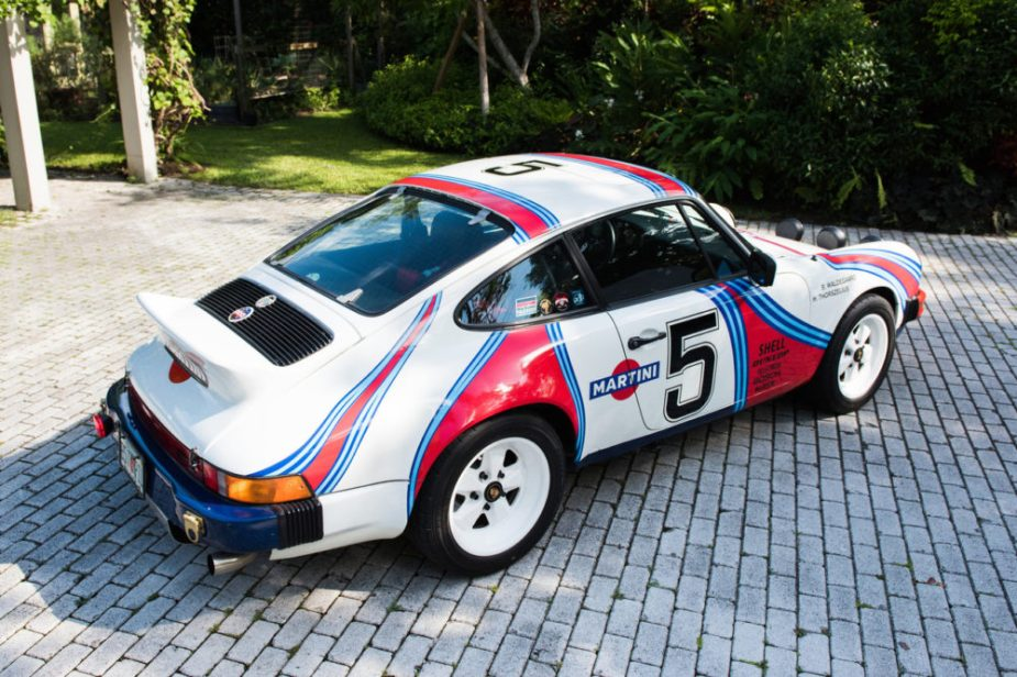 Tribute Porsche 911 Rally Car More Than A Replica For Its Owner