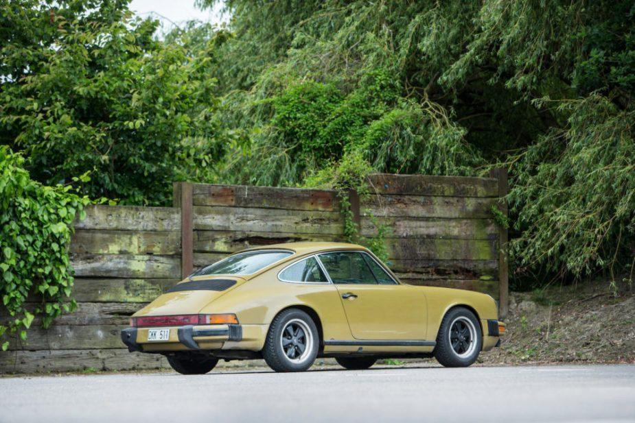 The Bridge 1977 Porsche 911S