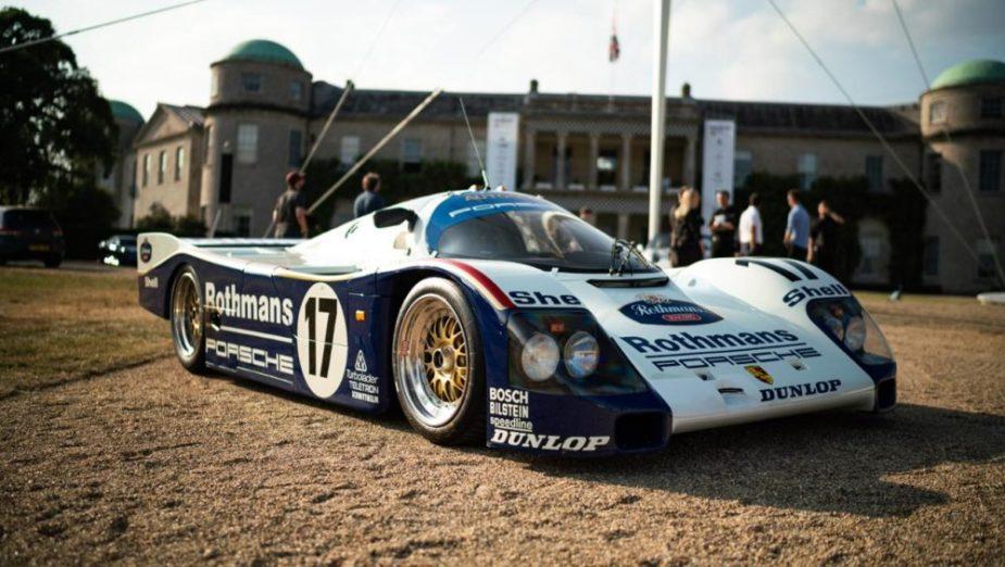 Porsche at Goodwood Festival of Speed