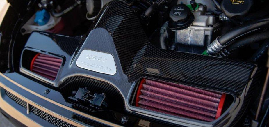 Seinfeld Porsche 911 GT3 RS 4.0 Engine