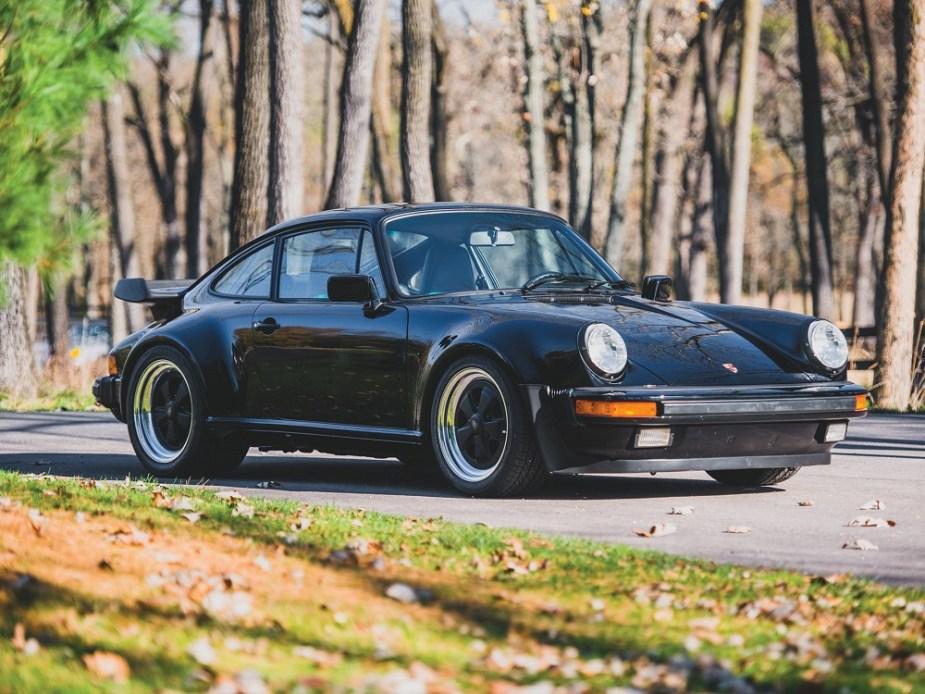 RM Sotheby's Porsches