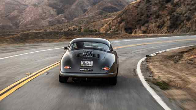 1960 Custom Porsche 356B Cabriolet Restomod