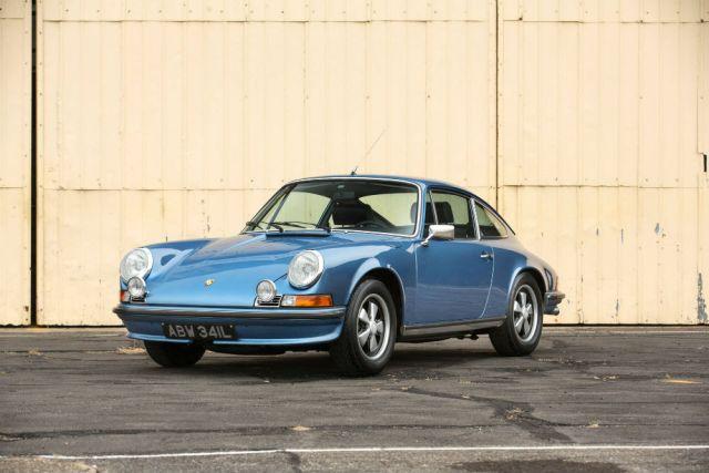 1973 Porsche 911 2-4 S