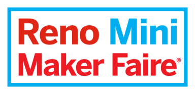 Reno Mini Maker Faire logo