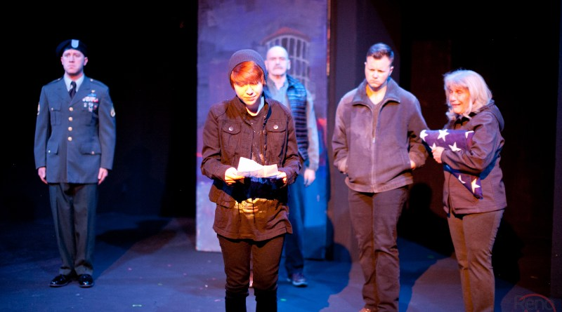 """""""Nation of Two"""" at Bruka Theatre"""