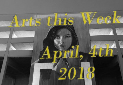 Arts This Week April 4th, 2018