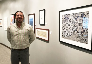 A Moment with Mark Salinas, Arts & Culture Coordinator for the Municipality of Carson City
