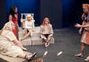 Backstage Review: 'Akhnaton' at Bruka Theater