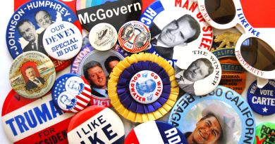 Nevada political memorabilia included in national show and sale