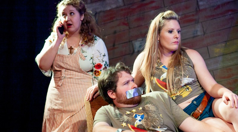 Backstage Review: 'Exit, Pursued By A Bear' at Restless Artist Theater