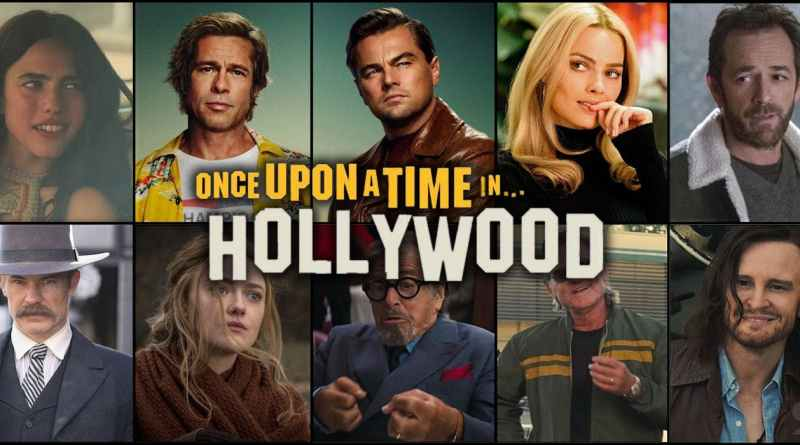 Pelish at the Movies 'Once Upon A Time In Hollywood'