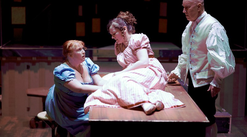 Backstage Review:  'Sense and Sensibility' At The Reno Little Theater