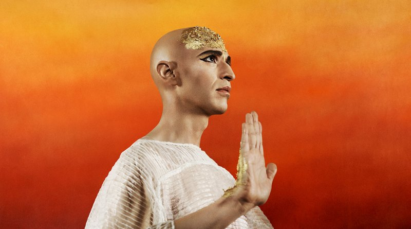 Saturday's Live in HD Broadcast to Local Cinemas:  Akhnaten by Phillip Glass