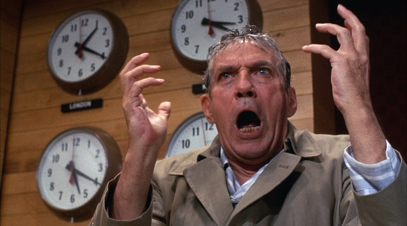 Movies for Shut-ins Paddy Chayefsky's Network
