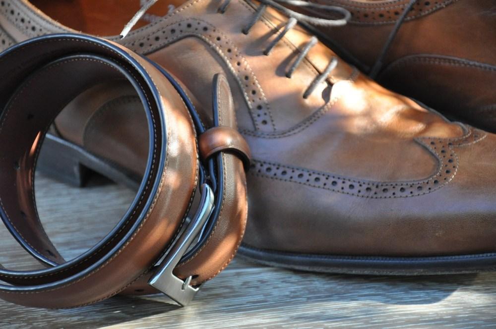 belt-shoes