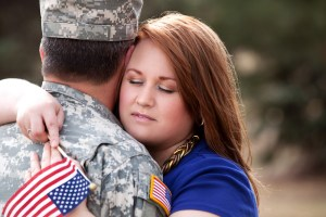 Letters of Love: Military Spouse Appreciation Day