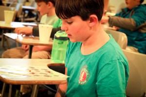 kids university math camp