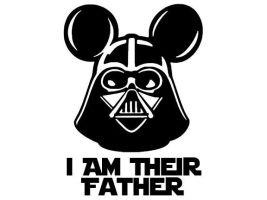Everyday Dad / Disneyland Dad