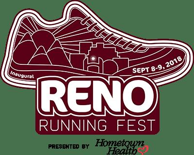 reno running fest logo