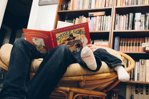 The Benefits of Reading Aloud to Your Children