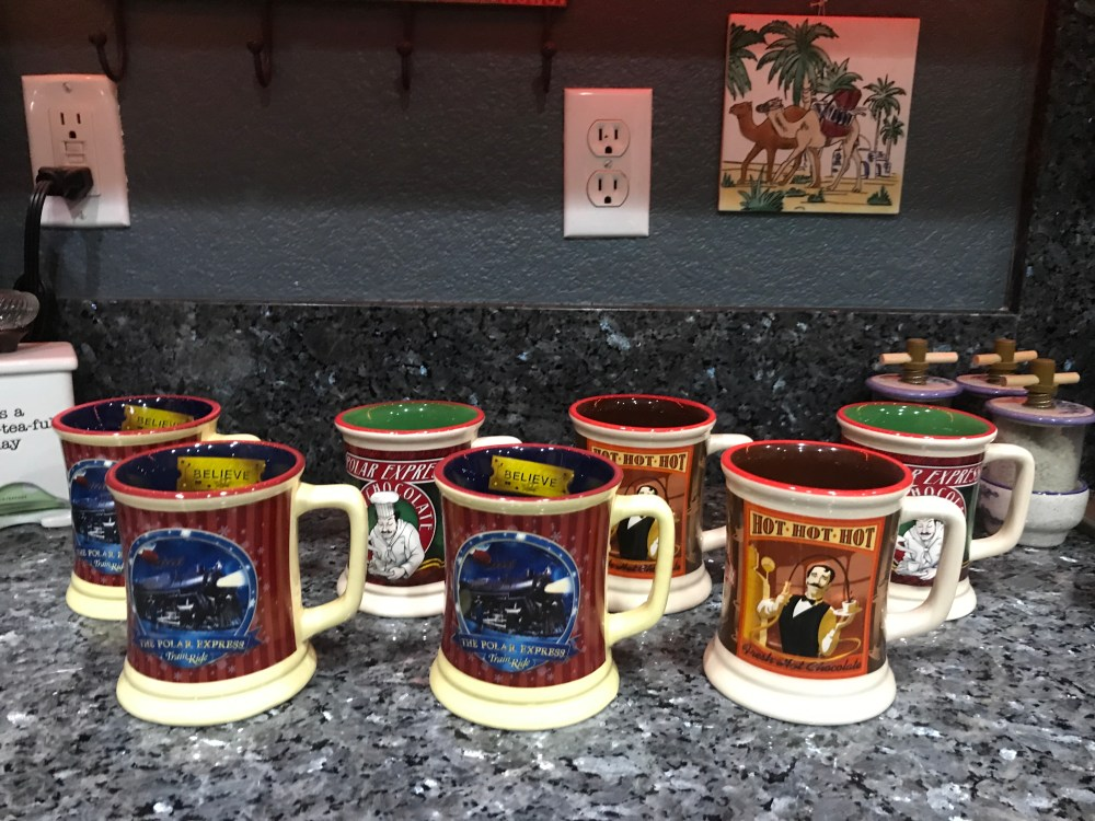 Hot Chocolate Recipe Mugs