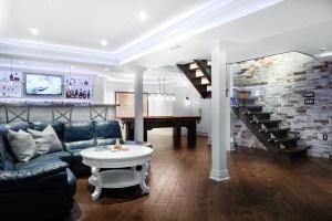 reno gurus home basement renovation luxury mississauga oakville toronto