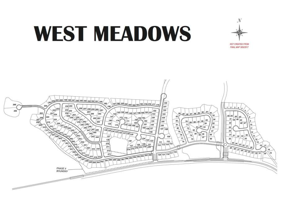 the estates at west meadows
