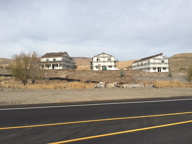 estates at west meadows Falls Homes