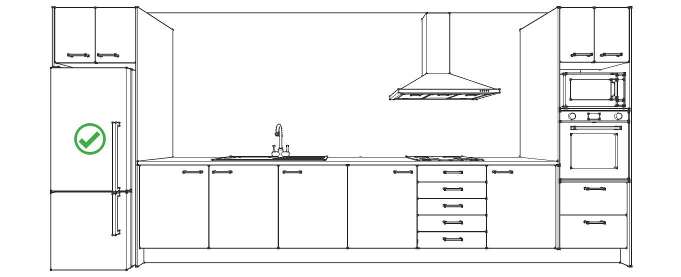 39 essential rules of kitchen design