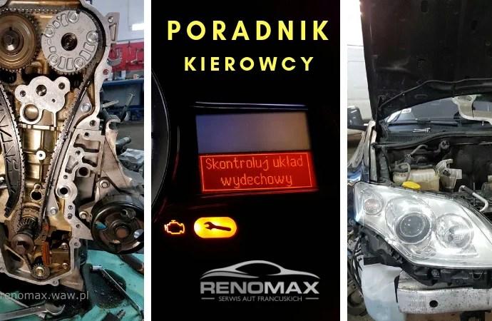 mechanik renault peugeot citroen Warszawa