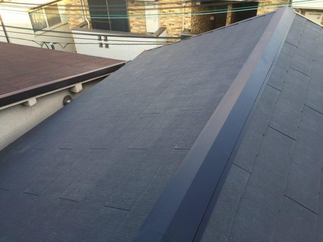 屋根工事 葺き替え コロニアル