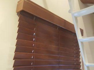 木製ブラインド 取り付け方法