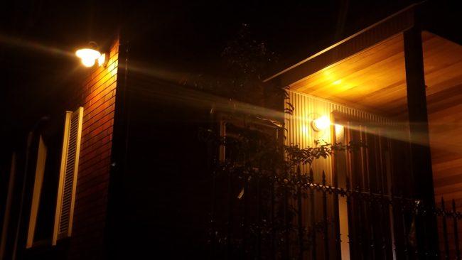 外灯のLED1ヶ月の電気代の目安