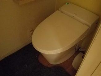 タンクレストイレのサティスSほのかライトの感想