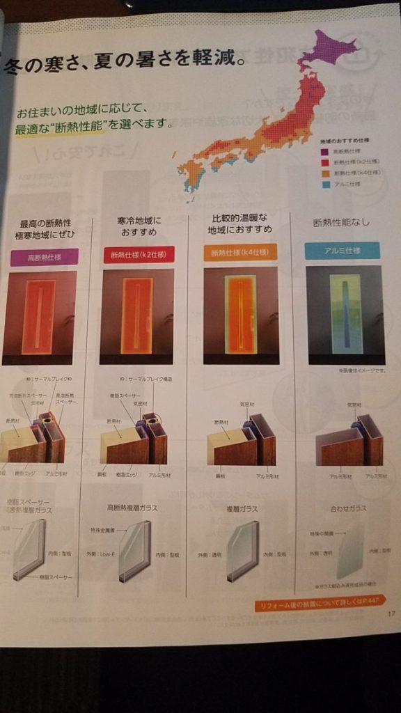 断熱ドア K2とK4の違いは