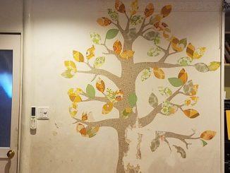 壁にベニヤを張る 張り方 DIY