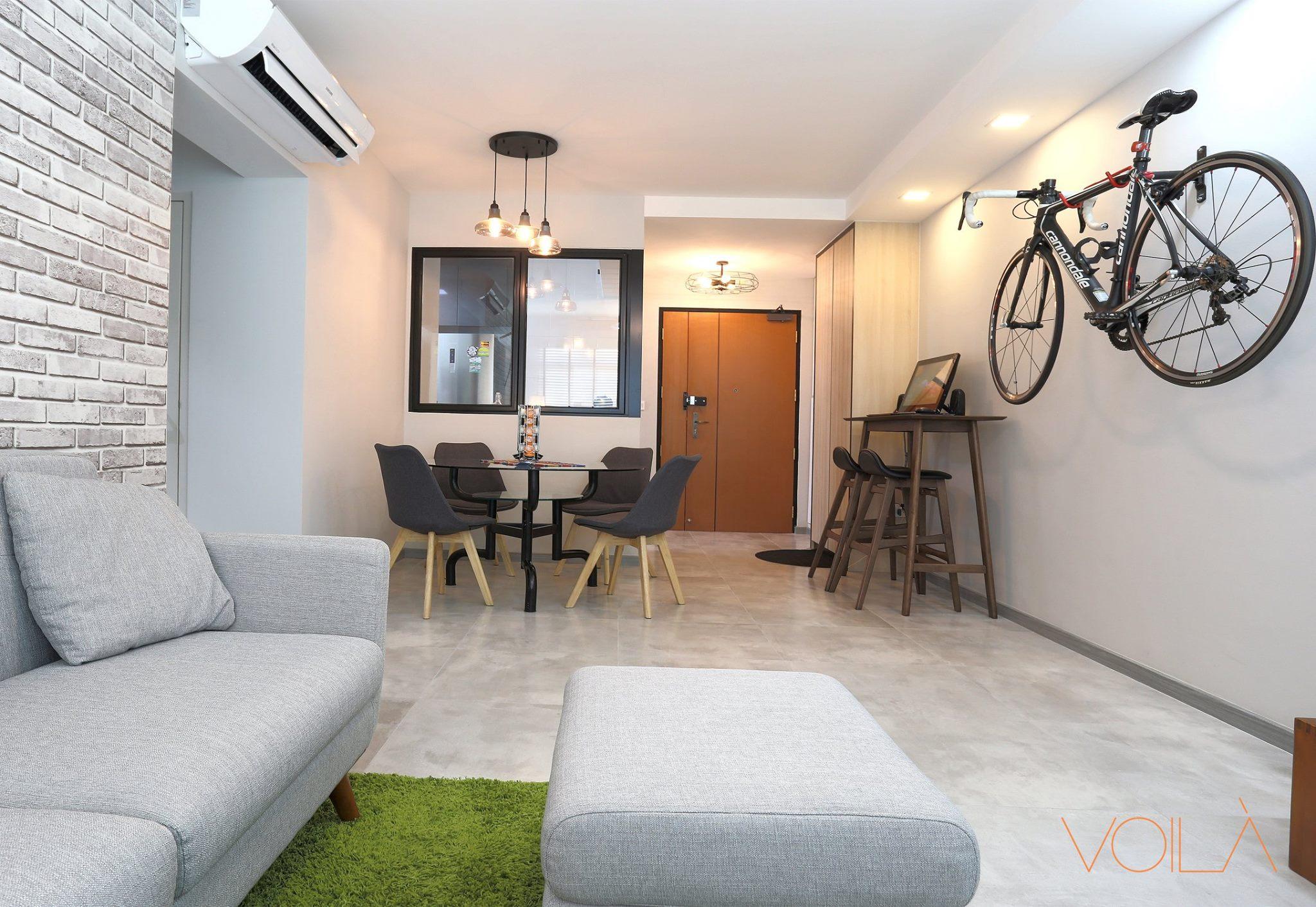One Word To Describe This Scandinavian Interior Design Chic